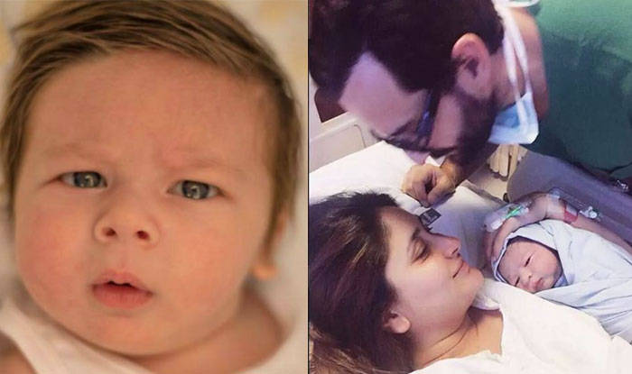 Taimur Ali Khan's new pic is ROYAL: Checkout the ...