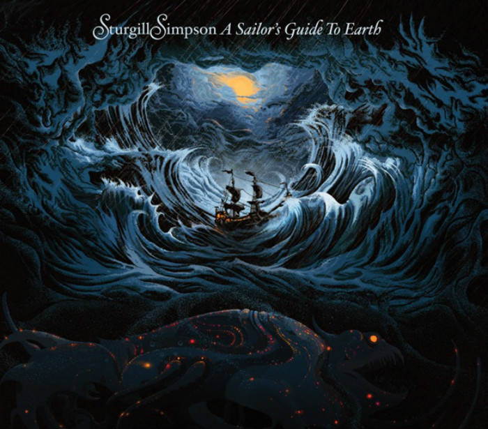 A Sailor's Guide To Earth — Sturgill Simpson
