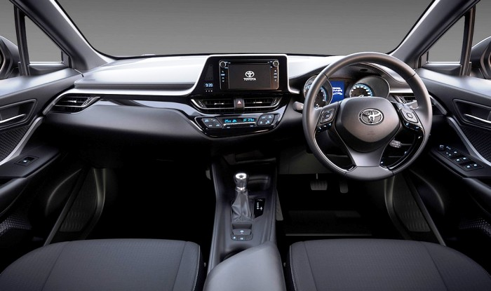 2018 toyota upcoming vehicles.  2018 toyota chr interiors on 2018 toyota upcoming vehicles i