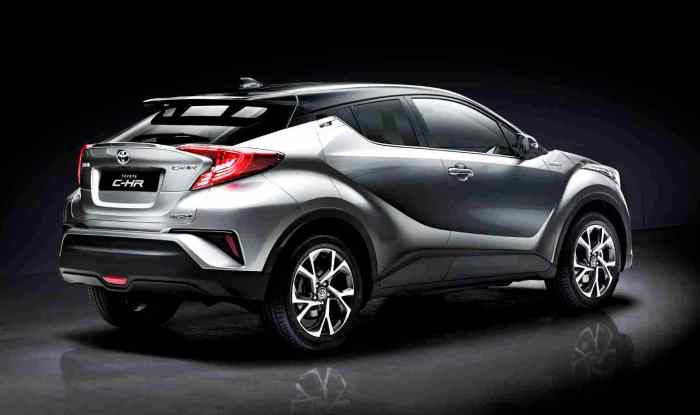 Toyota C-HR crossover SUV India launch by 2018 | Find New ...