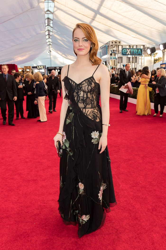 Emma Stone Red Carpet Style File All The Times When The
