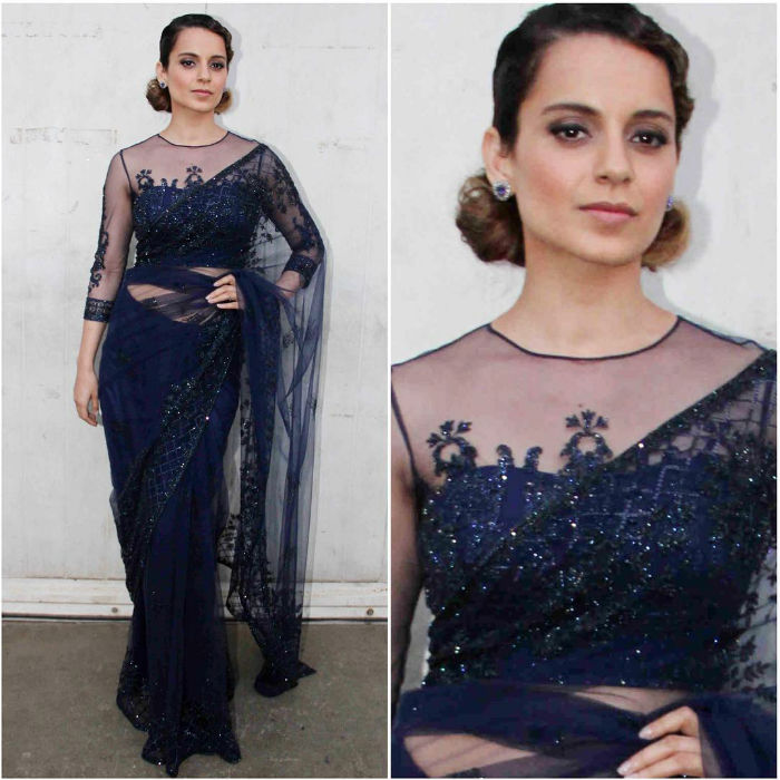 Kangana Ranaut Felt Like Slapping the Host of 'The Voice India 2'?