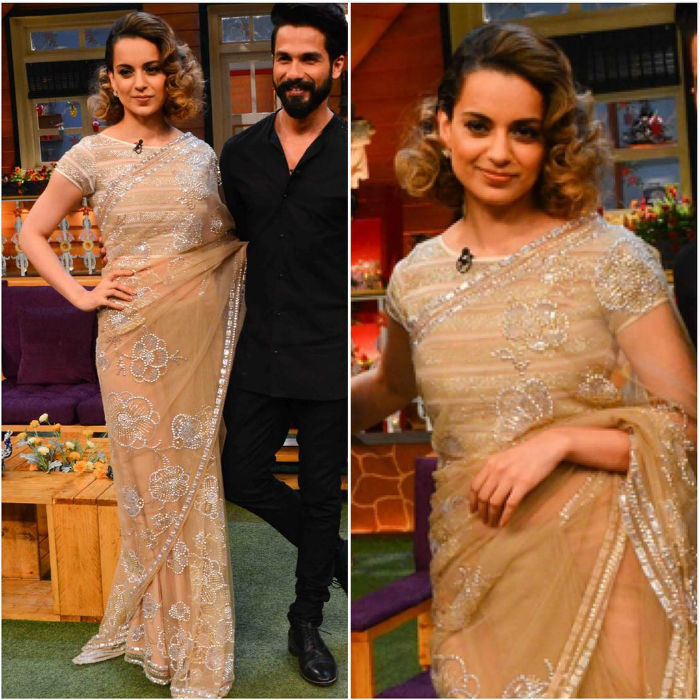 When Kangana Ranaut Wanted To 'Slap' TV Show Host Sugandha Mishra
