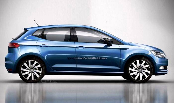 volkswagen polo 2017 expected to debut at geneva motor. Black Bedroom Furniture Sets. Home Design Ideas