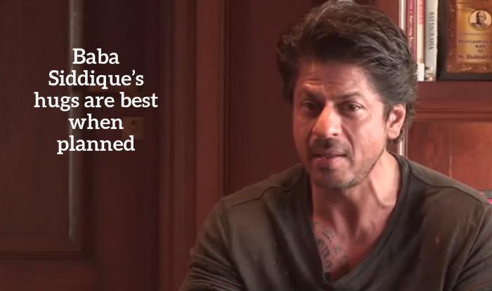 Shah Rukh Khan on Baba S