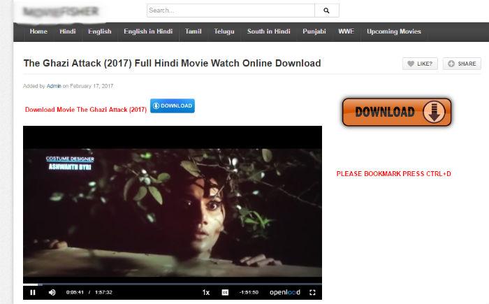 ghazi telugu full movie free download utorrent