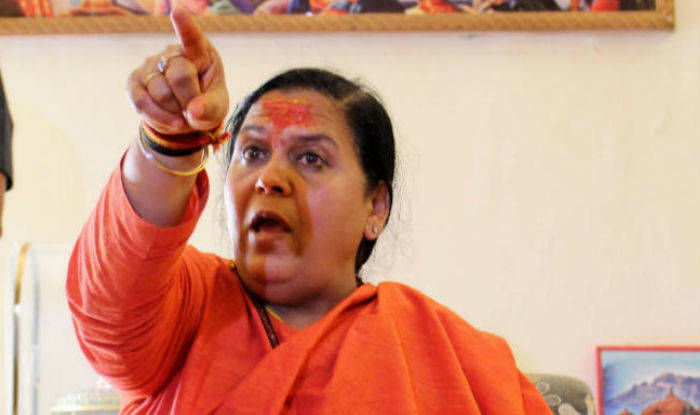 Congress Benefited Most From Mahatma Gandhi's Assassination, Says Uma Bharti