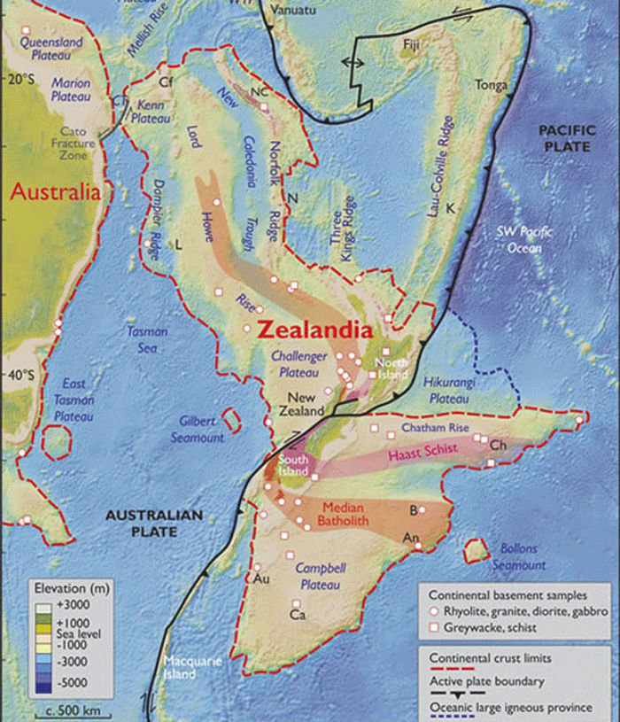 Zealandia is earths eighth new continent scientists discover zealandia picture gumiabroncs Images