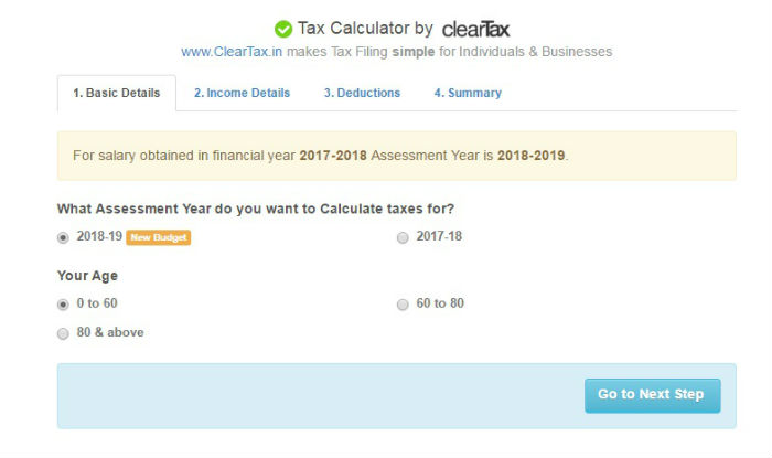 Income Tax Calculator 2017-18: Know Your Income Tax Slabs, Rates