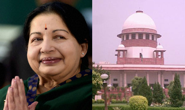 Supreme Court Stays Inquiry Commission Proceedings Into Jayalalithaa's Death at Apollo