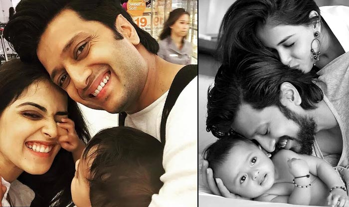 Genelia D'souza did not even want to LOOK at Riteish ...
