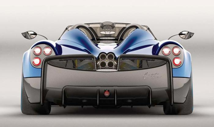 Pagani Huayra Roadster unveiled ahead of Geneva show debut | Find ...