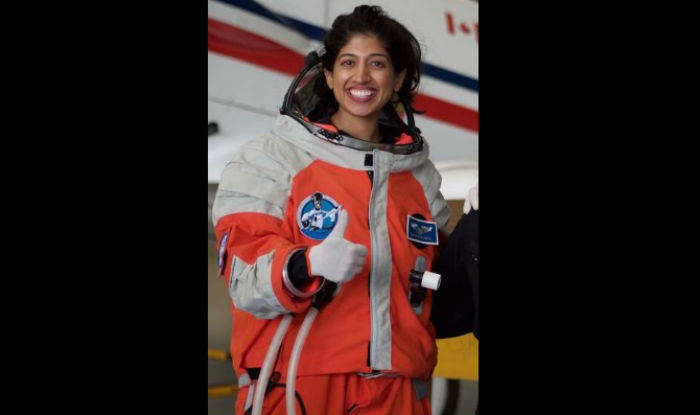 first indian origin woman astronaut in space - photo #2