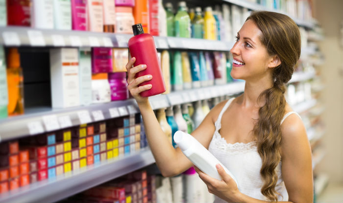 Carefully select your shampoo and conditioner