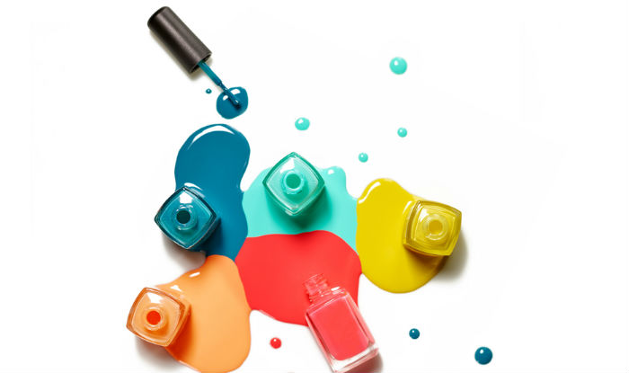 How to fix dried nail paint