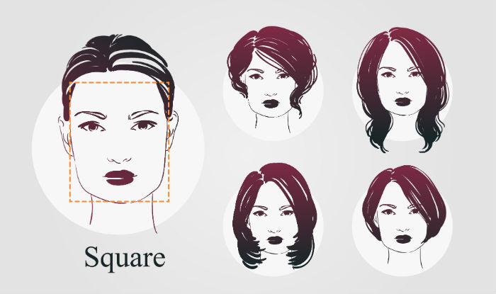 Haircuts According To Face Shape How To Choose Haircuts For Round