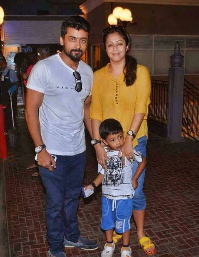 Singham 3 star Suriya and Jyothika totally give us true ...