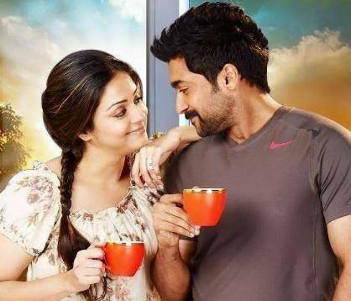 Singham 3 star Suriya and Jyothika totally give us true relationship