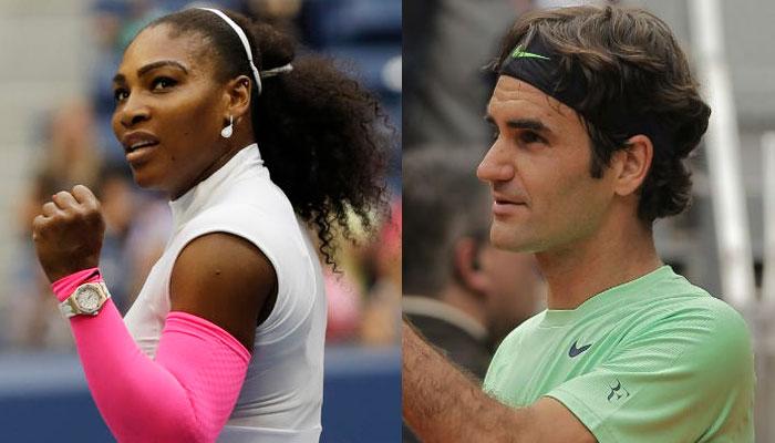 Serena Williams Roger Federer And Rafael Nadal Restore Order In World Tennis India Com