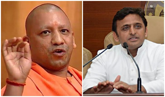 Yogi Adityanath Attacks SP-BSP Over Nepotism, Akhilesh 'Cocks a Snook' at Tweet in English