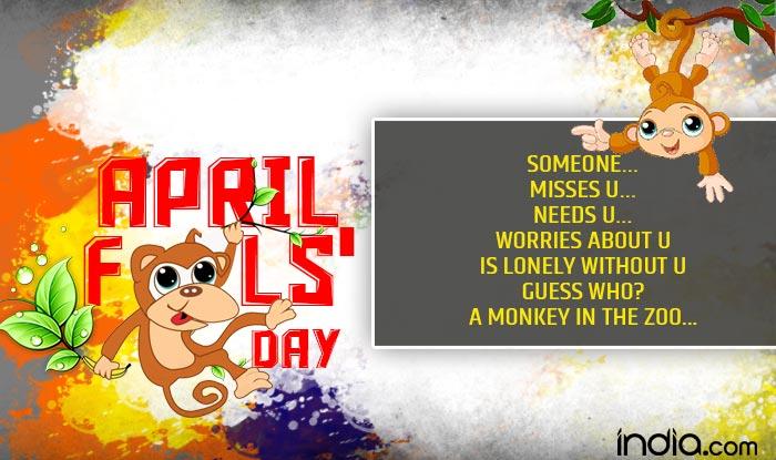 April Fools Day 2017 jokes messages