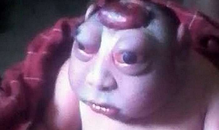Newborn believed to be Lord Hanuman incarnation in Bihar ...