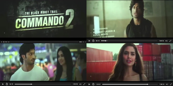 commando 2 movie free download