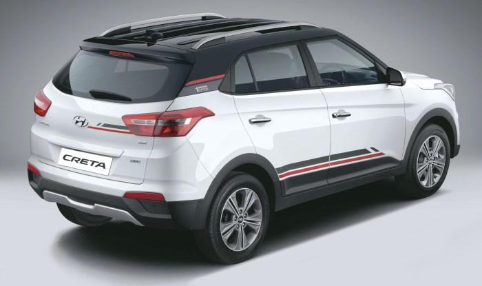 Creta 2017 White >> Hyundai Creta 2017 To Get Dual Tone Colour Option Features Like