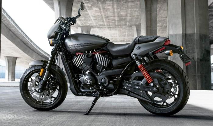 Harley-Davidson Street Rod 750 debuts on website; gets new ...