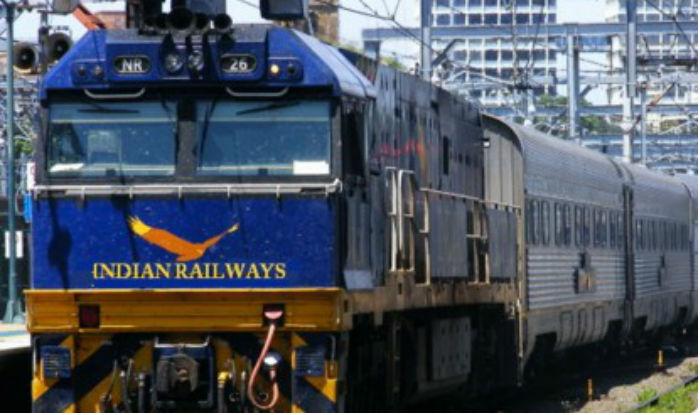 smart train in india