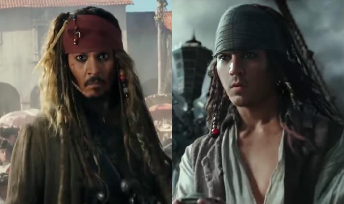 Pirates Of The Caribbean 5: Salazars Rache Anthony De La Torre