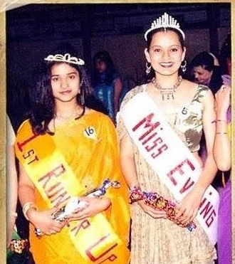 5 UNSEEN childhood pictures of Kangana Ranaut which ...