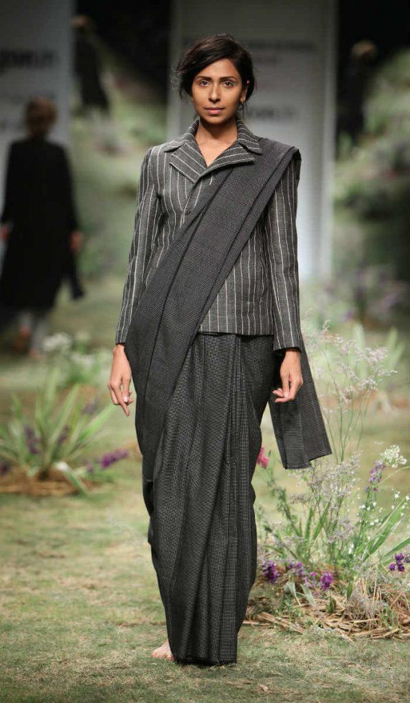 day 1 of the Amazon India Fashion Week (AIFW) Autumn Winter 2017