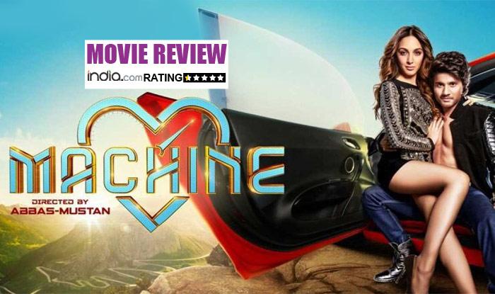 Machine movie review: This Kiara Advani-Mustafa starrer is a cinematic disaster