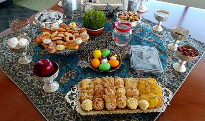 Nowruz traditions