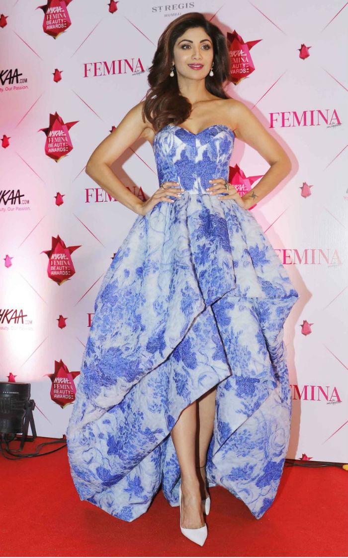 Femina Beauty Awards 2017: Jacqueline Fernandez, Vaani Kapoor ...