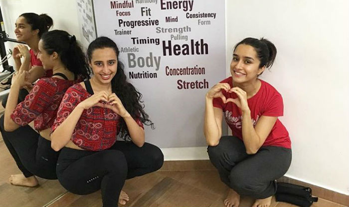 Shraddha Kapoor Workout Daily Routine Diet Fitness Zero Size Figure