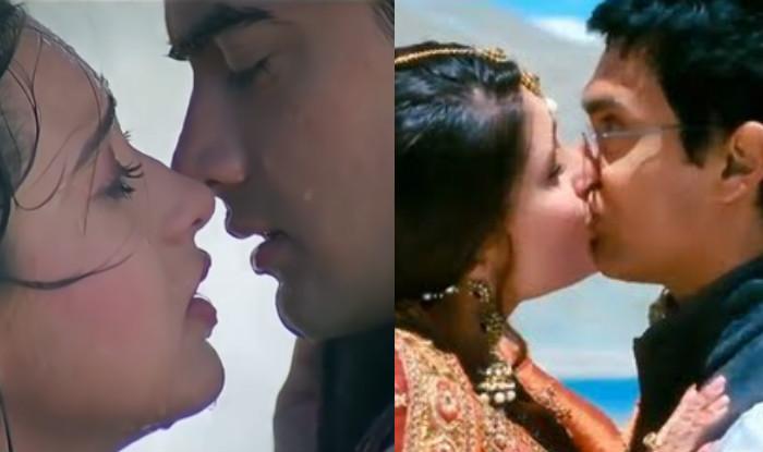 Bollywood sexy kissing videos
