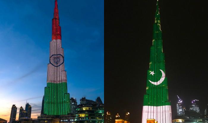 Bangladesh Flag Burj Khalifa