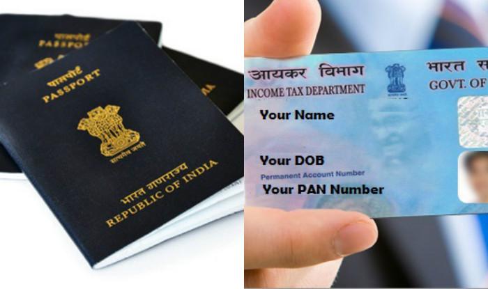 documents for Aadhar