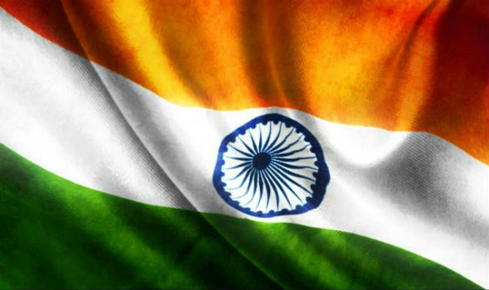 Indian Flag Images Hd720p: Indian Flag Hoisted With Pride At The Commonwealth Games