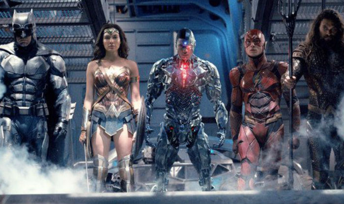 Justice League Official Trailer has Batman, Wonder Woman and the new range of DC Superheroes
