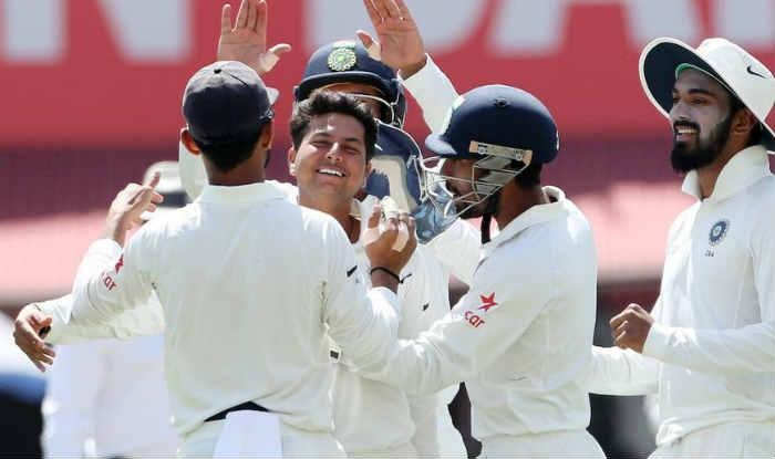 India vs Sri Lanka 2017: Team India Nine Wickets Away From Series Whitewash