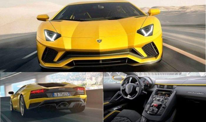 Lamborghini Aventador S Launched Price In India Is Inr 5 01 Crore