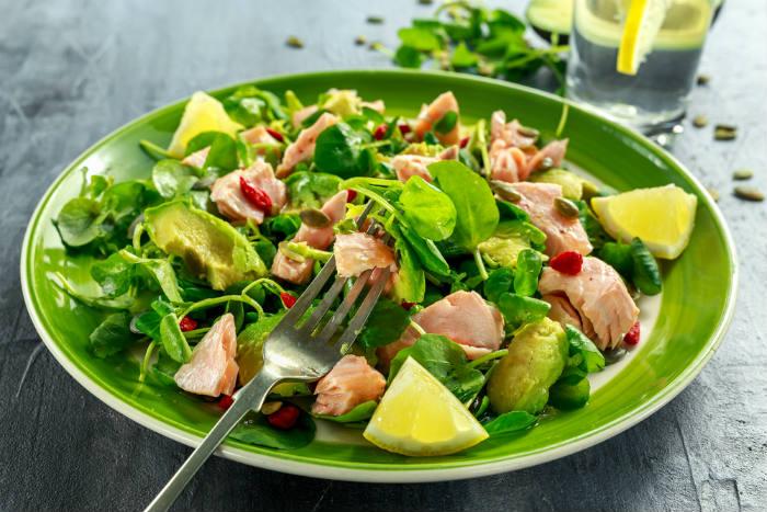 lemon salad