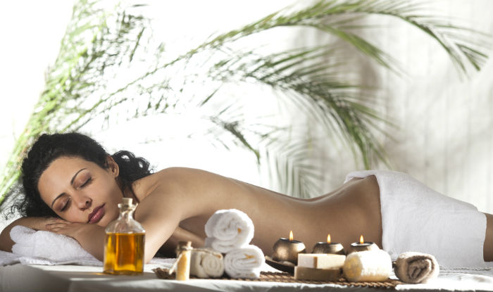 Moisturize dry skin with mustard oil