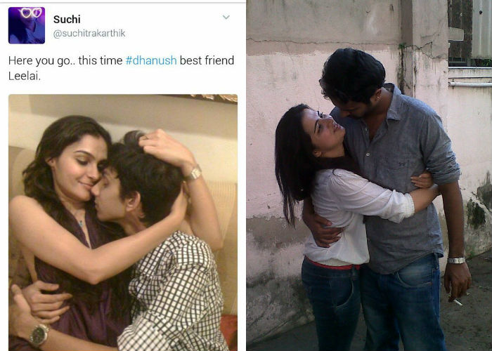 suchitra twitter leak private pictures