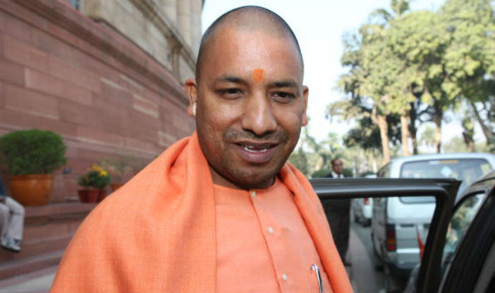In First Cabinet Meet Up Chief Minister Yogi Adityanath Waives Over