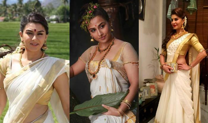 Vishu 2017 3 Ways To Wear A Traditional Kerala Saree This Vishu
