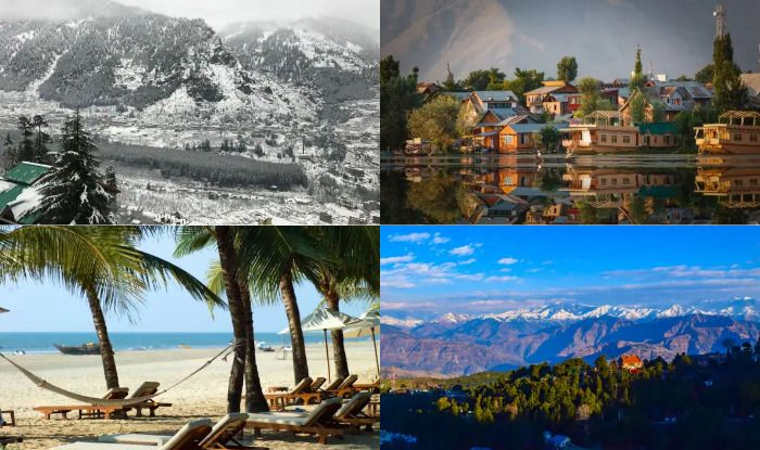 Choose From These 12 Places In India For A Memorable Honeymoon